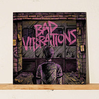 A Day To Remember - Bad Vibrations LP - Urban Outfitters