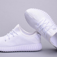 "Love Q333 ""Adidas"" Women Men Running Sport Casual Shoes Sneakers"