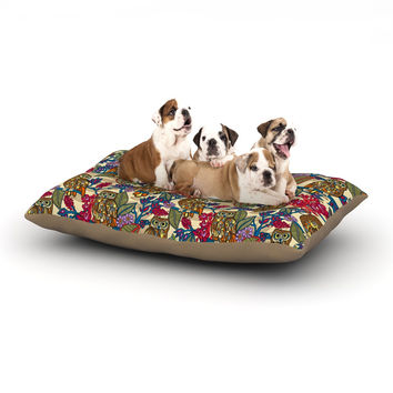 "Julia Grifol ""My Boobooks Owls"" Dog Bed"