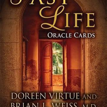 Past Life Oracle Cards TCR CRDS/P
