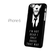 My Chemical Romance Quotes IPhone 6 Case Auroid