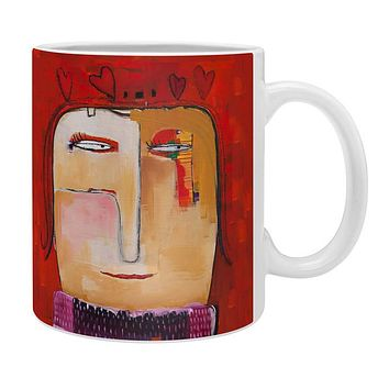 Robin Faye Gates Stellas Love Coffee Mug