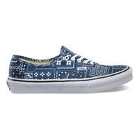 Vans Van Doren Authentic (navy/paisley)