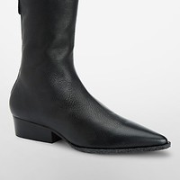 kiki leather bootie | Calvin Klein