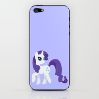 Rarity iPhone & iPod Skin by Citron Vert