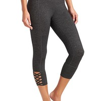 Athleta Womens Quest Mind Over Mat Capri