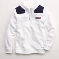 Girls VV Embroidered Back Shep Shirt