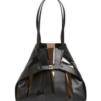 Akris Medium AI Leather Tote | Nordstrom