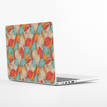 Colorful Autumn Laptop Skin