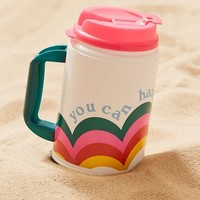 Rainbow Thermo Jug | Urban Outfitters