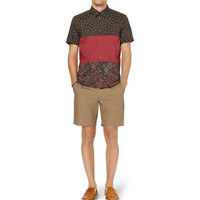 Marc by Marc JacobsShort-Sleeved Printed Cotton Shirt|MR PORTER