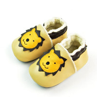 Leather Handcrafts Environmental Baby Shoes [4919350980]