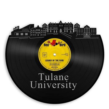 TULANE Vinyl Wall Art