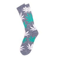 HUF | HUF PLANTLIFE SOCKS // NAVY HEATHER