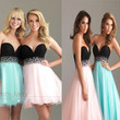 Sexy Long Formal Chiffon Ball Gown Party Cocktail Prom Evening Bridesmaid Dress