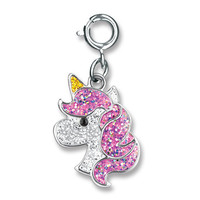 CHARM IT! Glitter Unicorn Charm