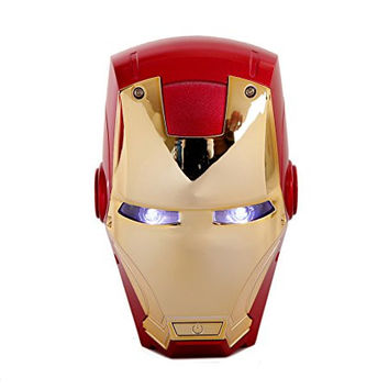 Marvel Iron Man 6800mah Power Bank (Portable Battery Charger)