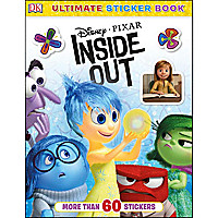 Inside Out Ultimate Sticker Book