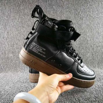 PEAPNW6 Originals Nike Special Field SF AF1 Mid Running Sport Casual Shoes AA3966-003 Sneakers