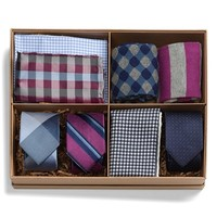 Men's The Tie Bar Large Style Box , Size Regular - Blue (Nordstrom Exclusive)