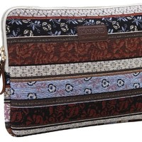 Kayond Bohemian Jacquard Embroidering Fabric Neoprene Ultraportable 13-13.3 Inch Laptop / Notebook Computer Macbook Pro / Macbook Air /Retina Display Sleeve Case Bag Cover(classic 13-13.3)
