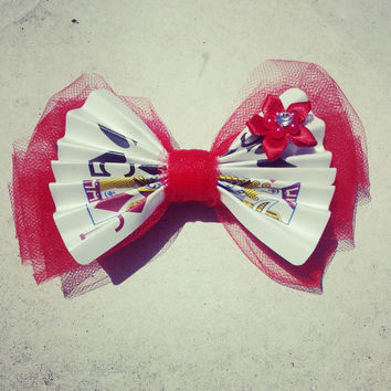 Playing Card Bow