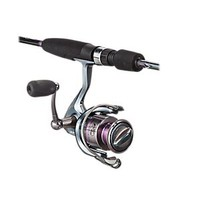 Bass Pro Shops Selene Ladies Rod and Reel Spinning Combo
