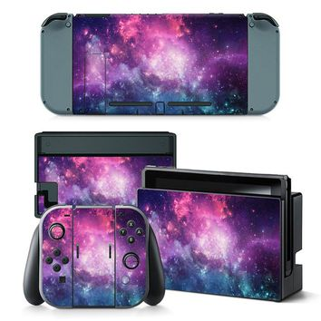 New arrival skin stickers for Nintendo Switch console various designs game decals for Nintendo Switch