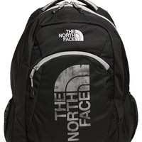 The North Face Boy's 'Haystack' Backpack - Black