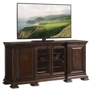 Yorkshire 74.5 Media Console TV Stand