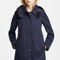 Women's Burberry Brit 'Bowpark' Raincoat with Liner,