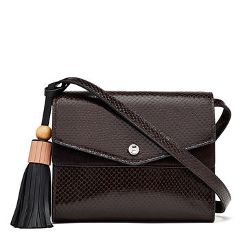 Elizabeth and James Accessories Chocolate Eloise Field Bag