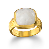 New Perspectives Moonstone Ring