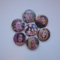 F.R.I.E.N.D.S Friends badges/ buttons/ pins