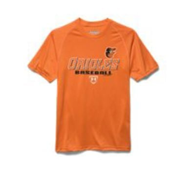 Under Armour Boys' Baltimore Orioles UA Tech T-Shirt