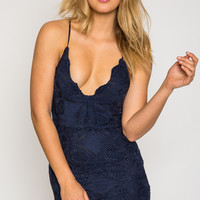 Helios Lace Bodycon Dress