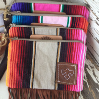 Keep It Gypsy Small Makeup Bag/Wristlet