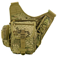 Tactical Day Bag - Reticulated Camo
