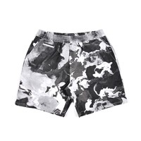 Sixpack France - MARBLEABLE BOARDSHORT GREY