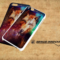 Galaxy Wolf Samsung Galaxy S3 S4 S5 Note 3 , iPhone 4(S) 5(S) 5c 6 Plus , iPod 4 5 case