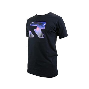 Root Industries - T-Shirt Galaxy : Black-Youth: 10
