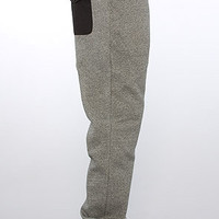 Crooks and Castles The Mayan Knit Sweatpants in Black Speckle : Karmaloop.com - Global Concrete Culture