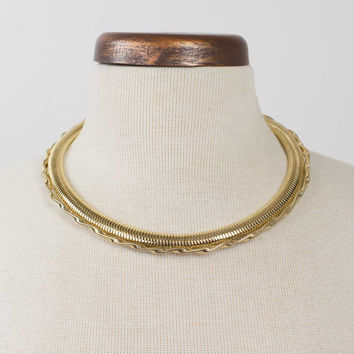 Shiny Gold Necklace