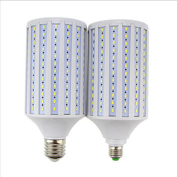 Super Bright 50W 60W 80W LED Lamp E27 B22 E40 E26 110V 220V Lampada Corn Bulbs Pendant Lighting Chandelier Ceiling Spot light