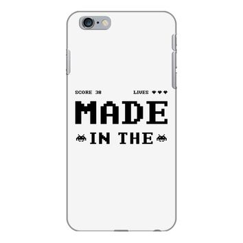 Made in the 80's iPhone 6 Plus/6s Plus Case
