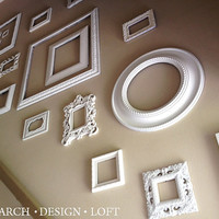 The Hallway Collection - 15 pc Gallery Wall Frame Set