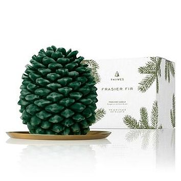 Frasier Fir Petite Pinecone Candle