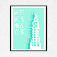 Meet me in NEW YORK!