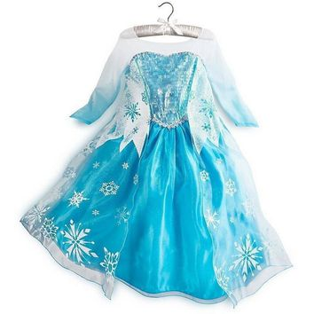 Baby Girl Fairytale Princess Dress Costume