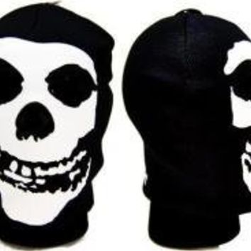 The Misfits, Ski Mask, Crimson Ghost